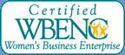 WBE Certified by WBENC